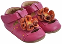 Livie & Luca Baby Girls Shoes Fuchsia Bloom