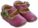 Livie & Luca Baby Girls Shoes Merry Bell Violet
