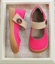Livie & Luca Fuchsia Shoe Carta