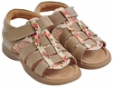 Livie & Luca Girls Templo Sandals in Honey