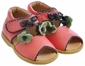 Livie & Luca Guava Merry Bell Girls Shoes