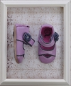 Livie & Luca Lavender Bloom Shoes for Babies