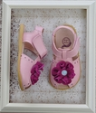 Livie & Luca Light Pink Bloom Shoes for Toddlers and Girls