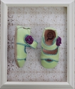 Livie & Luca Merry Bell Mint Baby Shoes