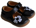 Livie & Luca School Shoes for Girls Mili Black