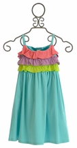 Lollipop Twirl Little Girls Twirl Dress (4 & 7)