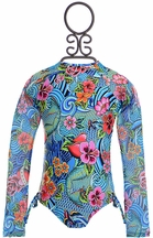 Lulita Long Sleeve Swimsuit