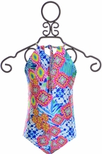 Lulita One Piece Swimsuit Reversible