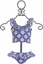 Lulita Tankini for Girls in Blue