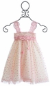 Luna Luna Copenhagen Pink Love Little Girls Dress