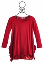 Luna Luna Darcy Red Girls Holiday Dress