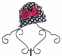 Mack and Co Girls Winter Hat Polka Dot Fun