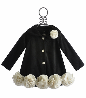 Mack and Co Manhattan Rose Girls Coat