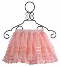 Mae Li Rose Designer Party Skirt for Girls (Size 8)