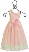 Magpie and Mabel Colette Dress for Girls in Pink
