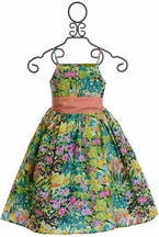 Magpie and Mabel Juliet Dress in Barefoot in the Park