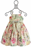Magpie and Mabel Juliet Dress in Sparrow