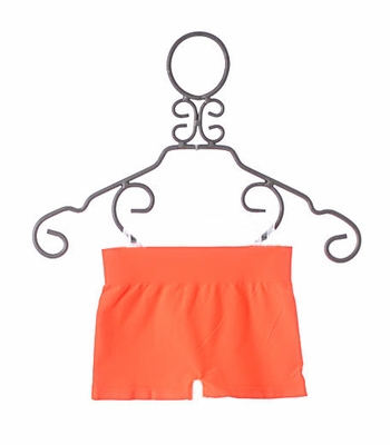 Malibu Sugar Orange Tween Boy Shorts