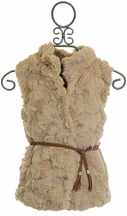 Mayoral Faux Fur Vest for Girls