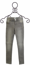 Mayoral Skinny Jeans for Girls in Gray (4,5,6,8)