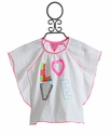 Mim Pi Love Butterfly Top for Girls (Size 7 & 8)