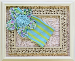 Mimi and Maggie Beach House Headband in Blue