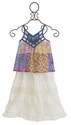 Mimi and Maggie Tween Skirt and Top Set Bohemian Style