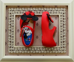 Mini Melissa Mickey & Minnie Ultragirl