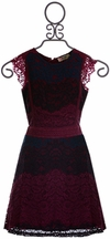 Miss Me Couture Lace Dress for Tweens (Size LG10/12)