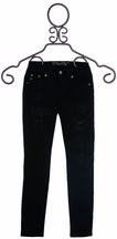 Miss Me Distressed Jeans for Tweens in Black