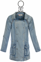 Miss Me South West Denim Jacket Tweens