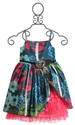 Moxie and Mabel Margot Dress for Girls in Navy Size 2T- 4