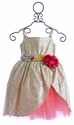 Moxie and Mabel Margot Dress for Girls in Poppy (Size 8)