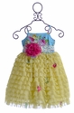 Moxie and Mabel Primrose Ruffle Dress for Girls