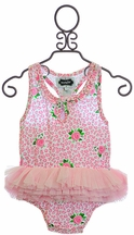 Mud Pie Baby Girl Onesie with Tutu