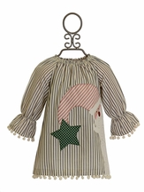 Mud Pie Santa Dress for Girls