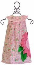 Mud Pie Toddler Dress with Smocking (4T & 5T)