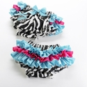 Mud Pie Zebra Print Infant Girls Bloomers