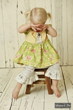Mustard Pie Andalusia Baby Lola Set PREORDER
