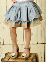 Mustard Pie Andalusia Penelope Skirt PREORDER