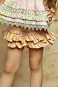 Mustard Pie Ava Shorts for Girls in Sweet Pink