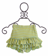 Mustard Pie Ava Shorts in Sweet Pea Blue (18Mos & 6)