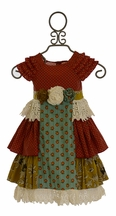 Mustard Pie Delphine Tea Party Dress Fall 2015