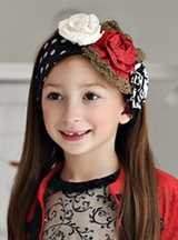 Mustard Pie Enchanted Headband for Girls