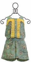Mustard Pie Girls Romper Lucinda