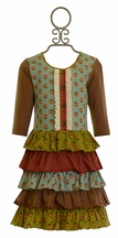 Mustard Pie Josephine Dress for Girls