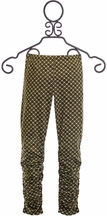 Mustard Pie Leila Leggings Autumn Splendor (12Mos,24Mos,2T,10)