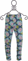 Mustard Pie Leila Leggings Emerald Dance (12Mos & 18Mos)