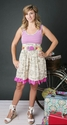 Mustard Pie Moms Dress Adelaide Pink