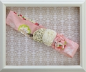 Mustard Pie Pink Alice Wrap Headband